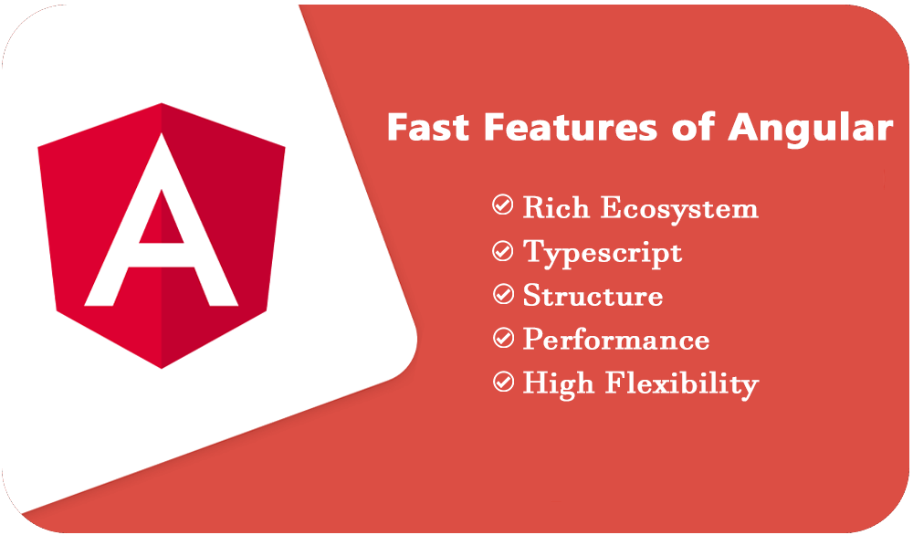 fast features of angular in angularv/s react
