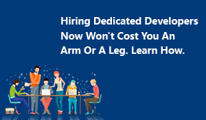 Hiring Dedicated web developers from India