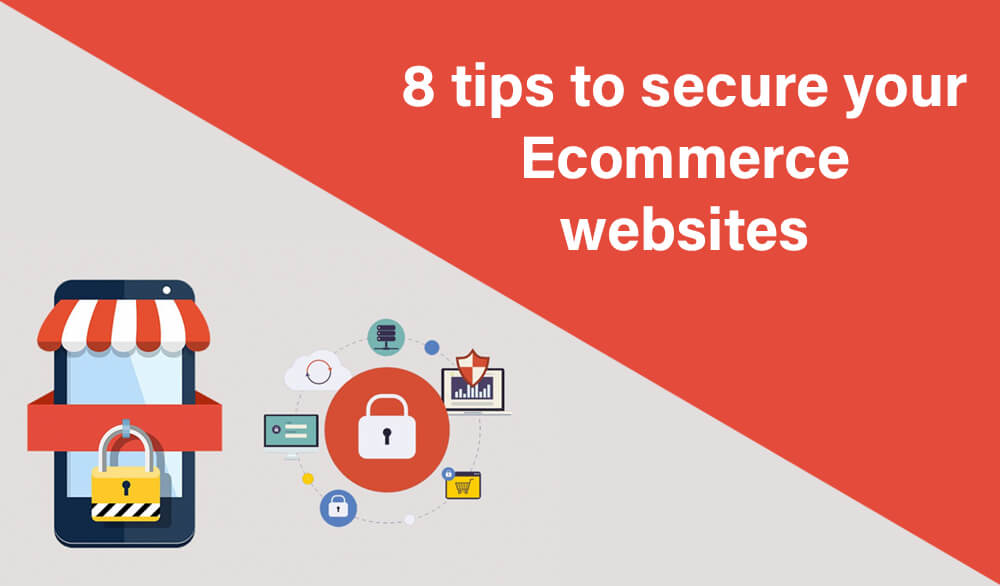 tips to secure ecommerce website